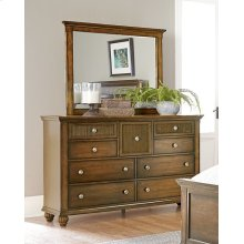 Drawer Dresser - Root Beer Finish