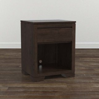 Bench*Made Oak Bedside Table