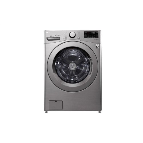 4.5 cu. ft. Ultra Large Smart wi-fi Enabled Front Load Washer