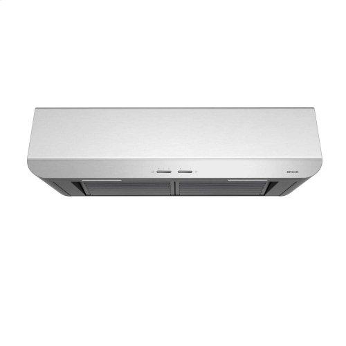 Spire 42-Inch 400 CFM Stainless Steel Range Hood with LED light
