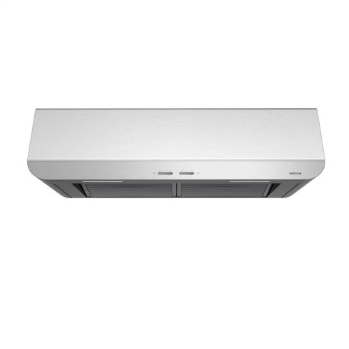 Spire 42-Inch 400 CFM Stainless Steel Range Hood with LED light