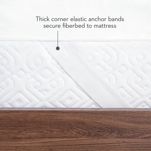 3 Inch Down Alternative Mattress Topper Queen