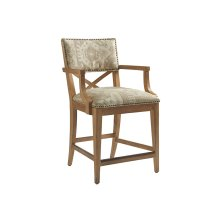 Sutherland Upholstered Counter Stool