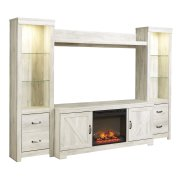 Bellaby - Whitewash 5 Piece Entertainment Set Product Image