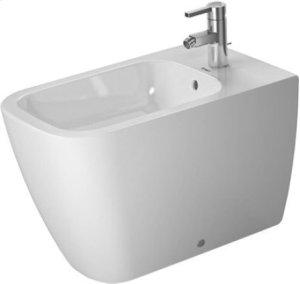 White Happy D.2 Bidet Floorstanding Product Image