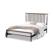 Jarrell Regular Footboard Bed - Queen
