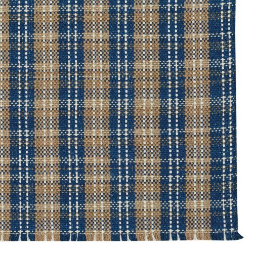 Cotswold Blue Stone Flat Woven Rugs