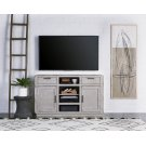 54 Inch Console - Gray Chalk Finish Product Image