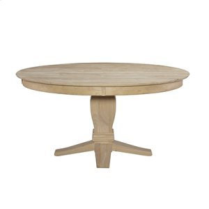 T-60RT / T-10B 60'' Table (top only) / 10'' Transitional Pedestal
