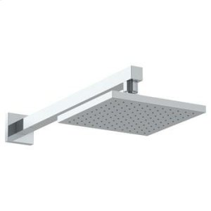 """Wall Mounted Showerhead, 6 3/4"""", With 15 1/2"""" Arm and Flange Product Image"""