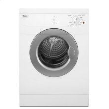 3.8 cu.ft Compact Front Load Electric Dryer, 11 Cycles