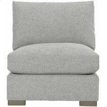 Nicolette Armless Chair in Mocha (751)