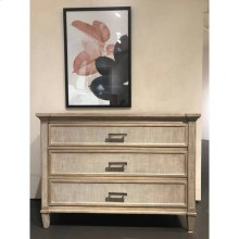 Willow Single Dresser - Burlap