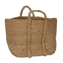 Jute Basket Natural