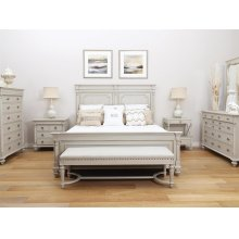 Brookston King Bed