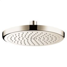 Brushed Nickel Showerhead 220 1-Jet, 2.0 GPM