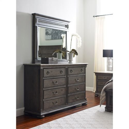 Greyson Austin Eight Drawer Dresser