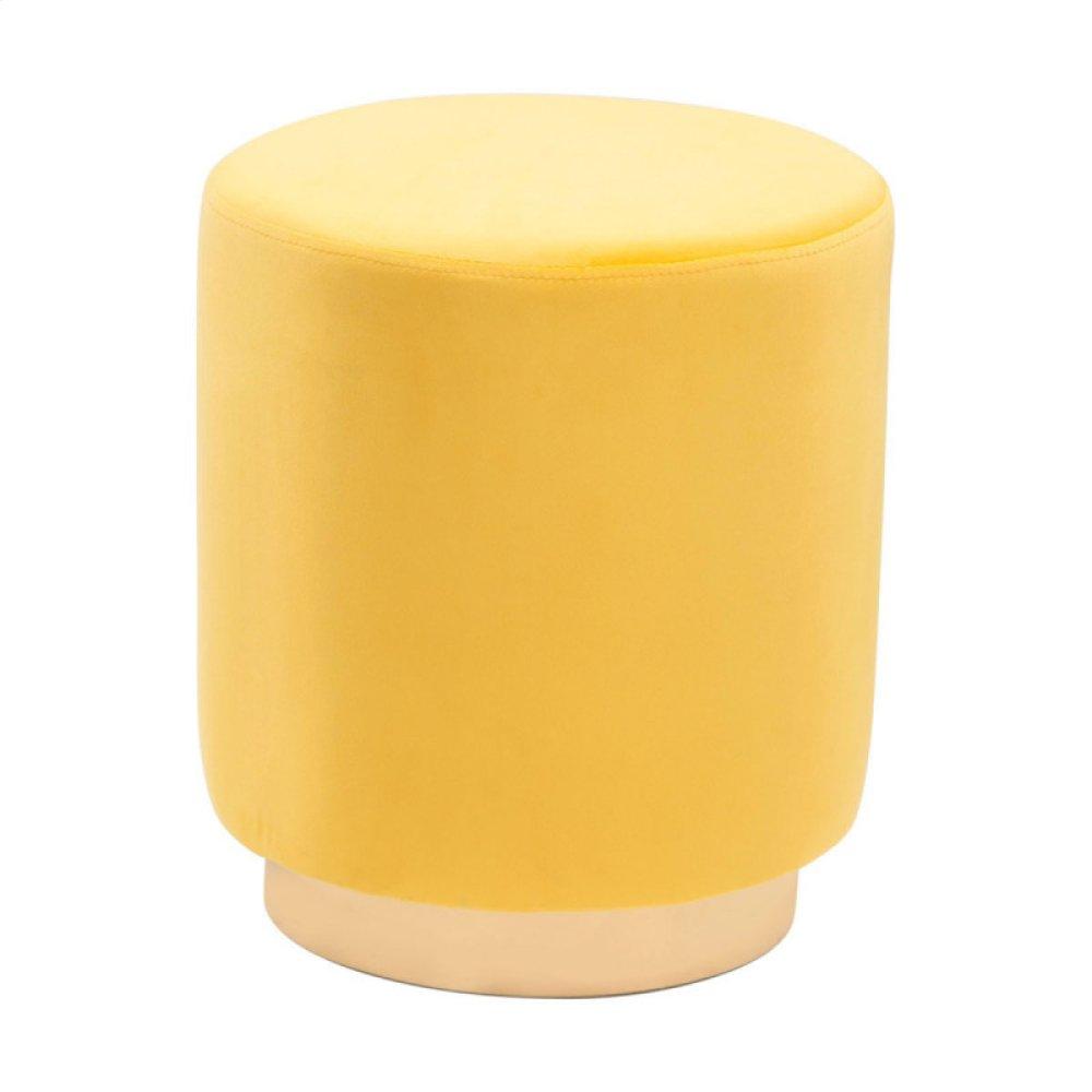 Madi Ottoman Yellow