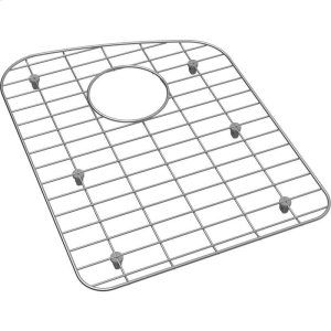 "Dayton Stainless Steel 13-1/4"" x 17-1/16"" x 1"" Bottom Grid Product Image"