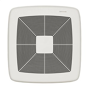 ULTRA GREEN Series 30 CFM to 80 CFM Multi-Speed Ventilation Fan, with white grille, ENERGY STAR® certified Product Image