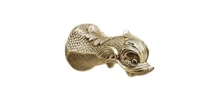 DOLPHIN Wall Tub Spout K1101X3 - Polished Brass Product Image