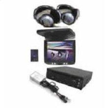 SV104F, SD700, 2 Headphones, SIFM Modulator