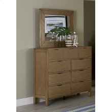 Drawer Dresser - Jute Finish