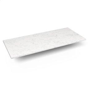 """Engineered Stone 43"""" X 19"""" X 3/4"""" Quartz Dry Vanity Top In Lyra Product Image"""