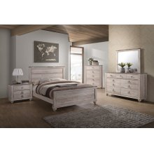 7302 Cottage Cove 2 Drawer Night Stand