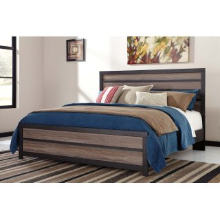 Harlinton King Bedframe