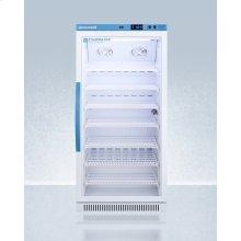 Performance Series Pharma-vac 8 CU.FT. Upright Glass Door All-refrigerator for Vaccine Storage