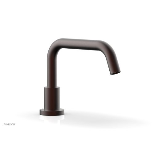 BASIC Deck Tub Spout D5132 - Weathered Copper