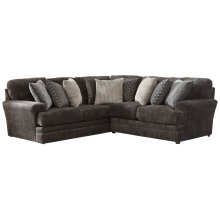 COMPLETE SECTIONAL 2 PIECES (RAF LOVESEAT, LAF SOFA)