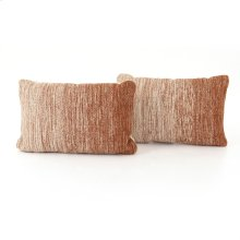 """16x24"""" Size Tawny Ombre Pillow, Set of 2"""