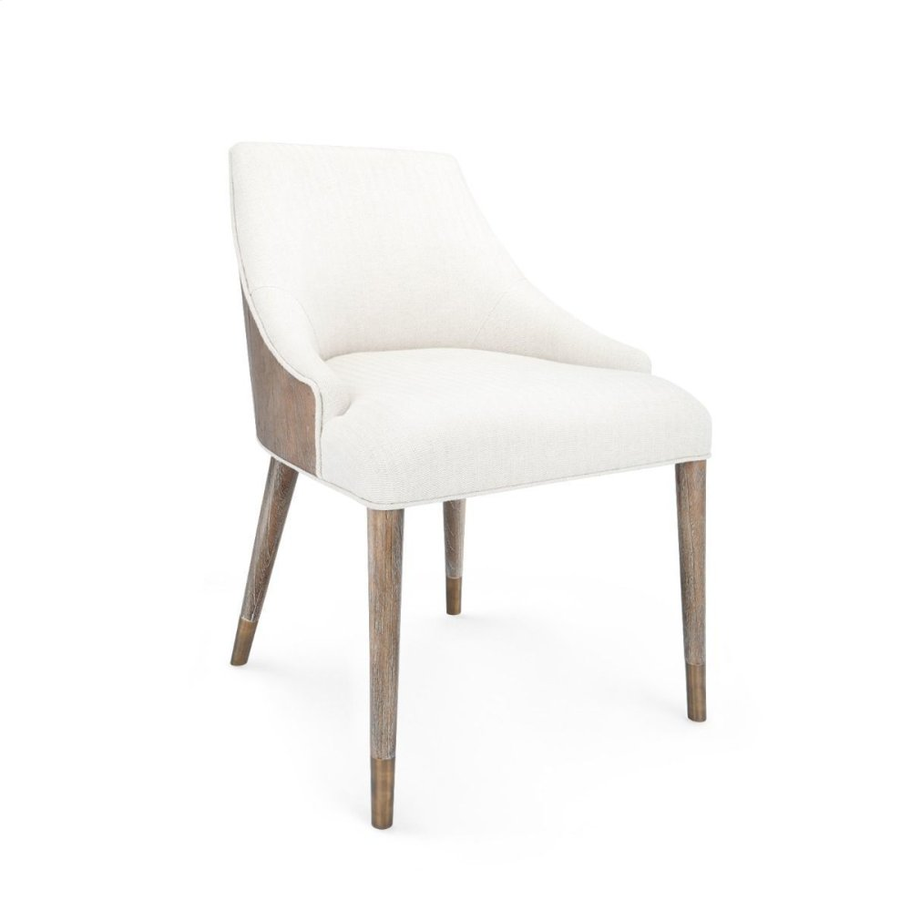 Orion Armchair, Driftwood