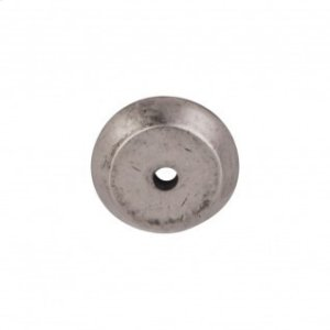 Aspen Round Backplate 7/8 Inch - Silicon Bronze Light Product Image