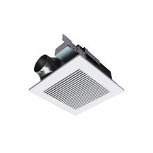WhisperFit 70 CFM Low Profile Ceiling Mounted Fan