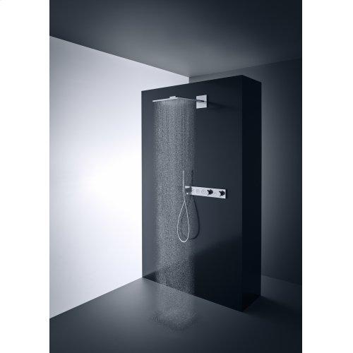 Chrome Baton hand shower 2jet