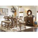 Moriville - Grayish Brown 7 Piece Dining Room Set Product Image