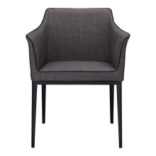 Lotus Arm Chair Black