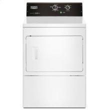 7.4 cu. ft. Commercial-Grade Residential Dryer White