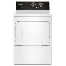 7.4 cu. ft. Commercial-Grade Residential Dryer White