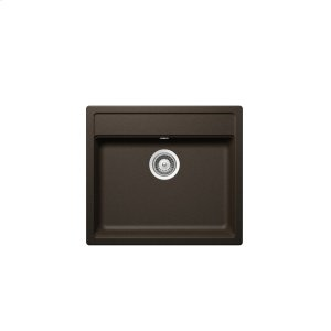 Bronze Built-in sink Mono N-100 incl. automatic drain kit Product Image