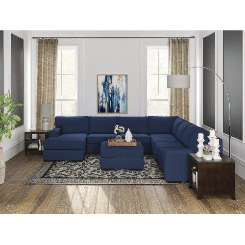Ashlor Nuvella® - Indigo 4 Piece Sectional