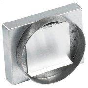 """4"""" Metal Duct Connector for QTs Product Image"""