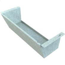 WaterSentry Filter Mounting Cover (Gray Granite)