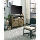 Media Chest - Sepia/Sienna \u0026 Metal Finish Product Image