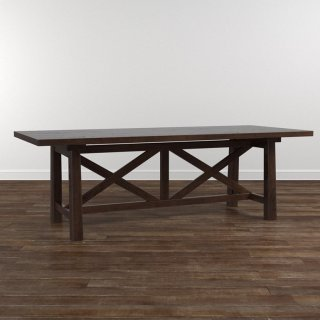"Bench*Made Oak 108"" Artisan Table"