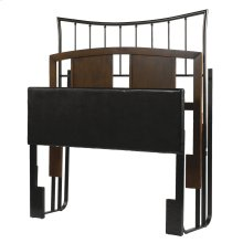 Headboard / Daybed Display Rack - Fits Daybed Arms or Headboards - Black