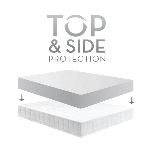 Five 5ided® Mattress Protector with Tencel® + Omniphase® Twin Xl
